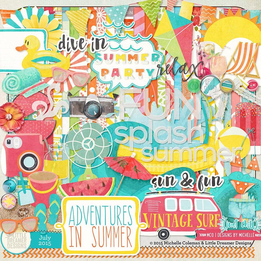 Adventures In Summer