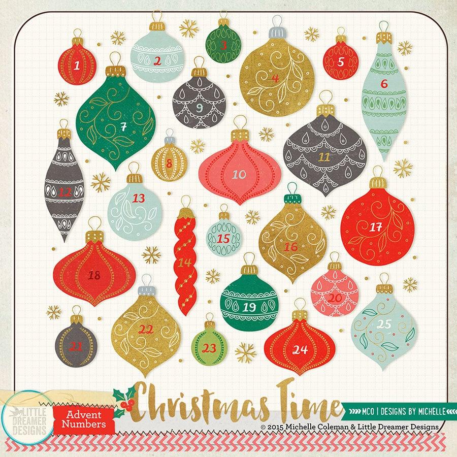 Christmas Time Advent