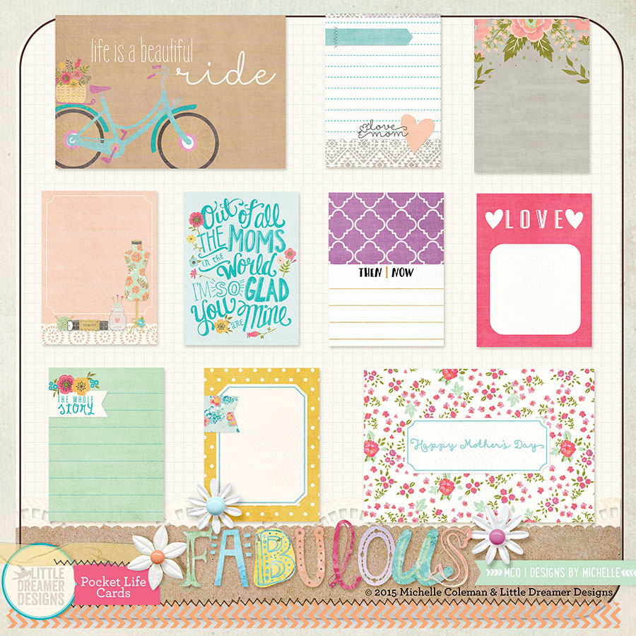 Little Dreamer's May Membership Collection, Fabulous