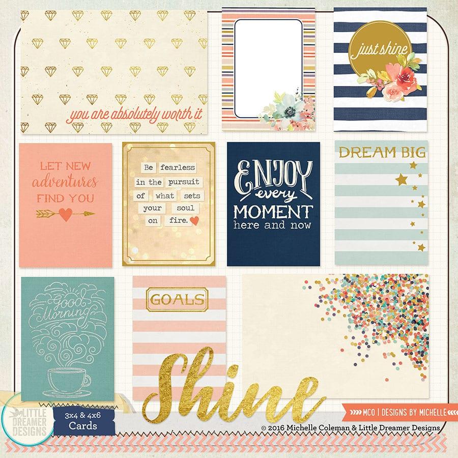 Shine Cards
