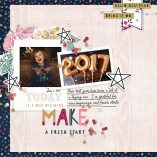 Layout By Michelle